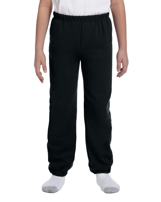 Gildan Youth Heavy Blend™ 50/50 Sweatpant BLACK