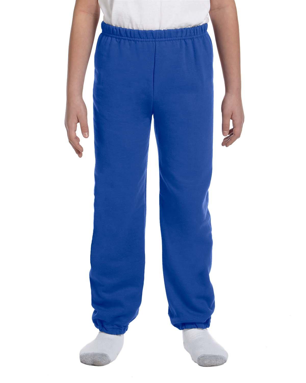 Gildan Youth Heavy Blend™ 50/50 Sweatpant ROYAL
