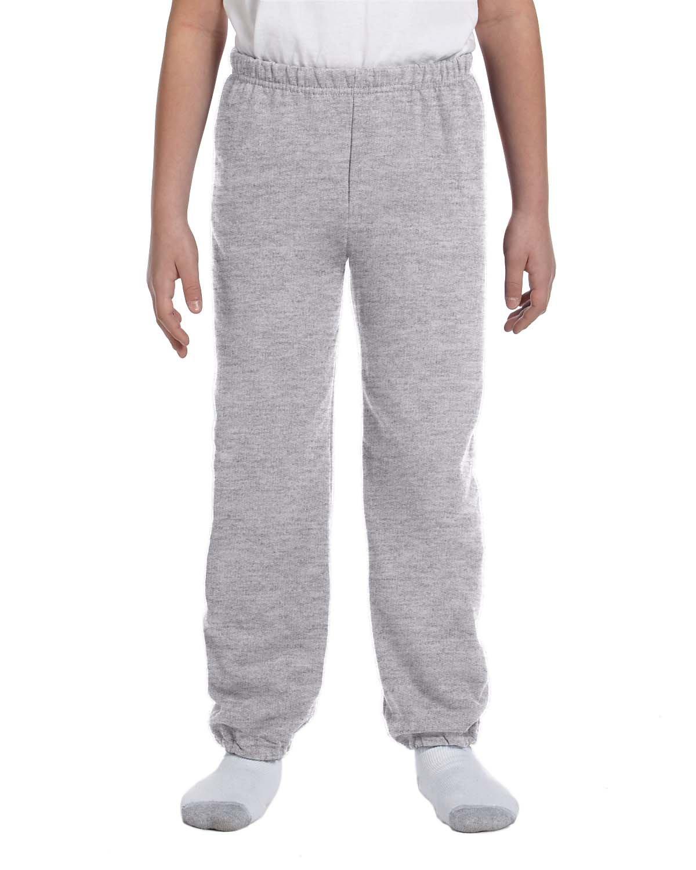 Gildan Youth Heavy Blend™ 50/50 Sweatpant SPORT GREY
