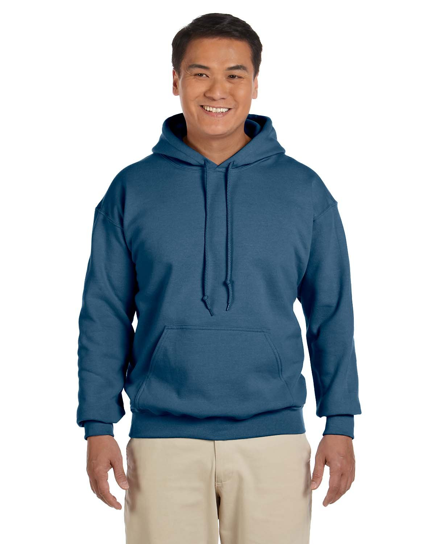 Gildan Adult Heavy Blend™ 50/50 Hooded Sweatshirt INDIGO BLUE