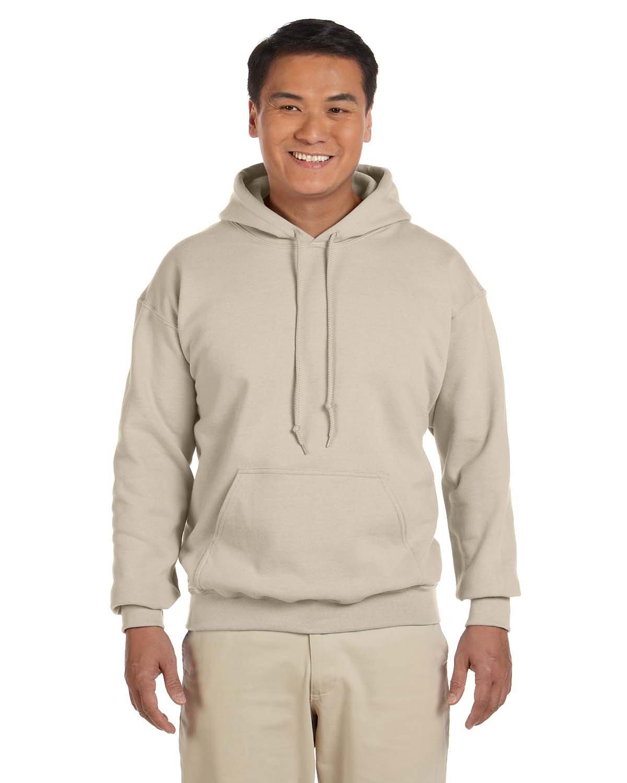 Gildan Adult Heavy Blend™ 50/50 Hooded Sweatshirt SAND