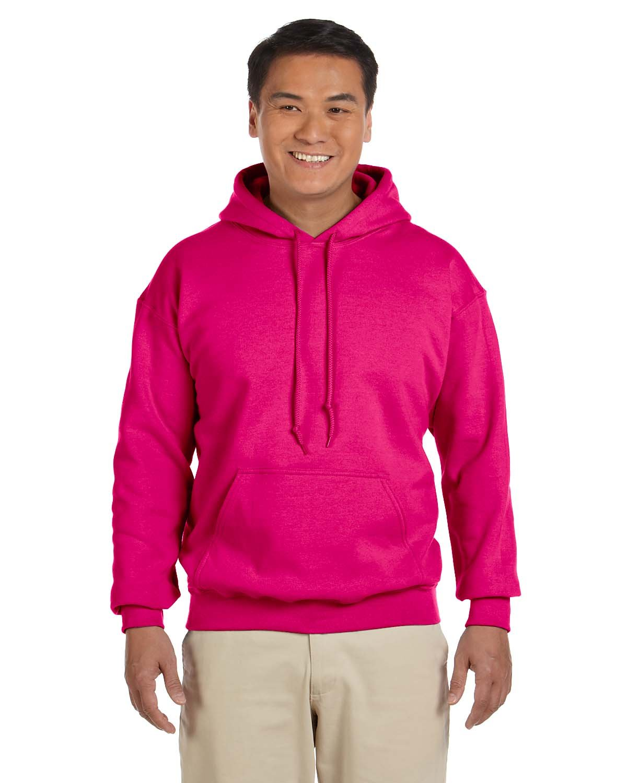 Gildan Adult Heavy Blend™ 50/50 Hooded Sweatshirt HELICONIA