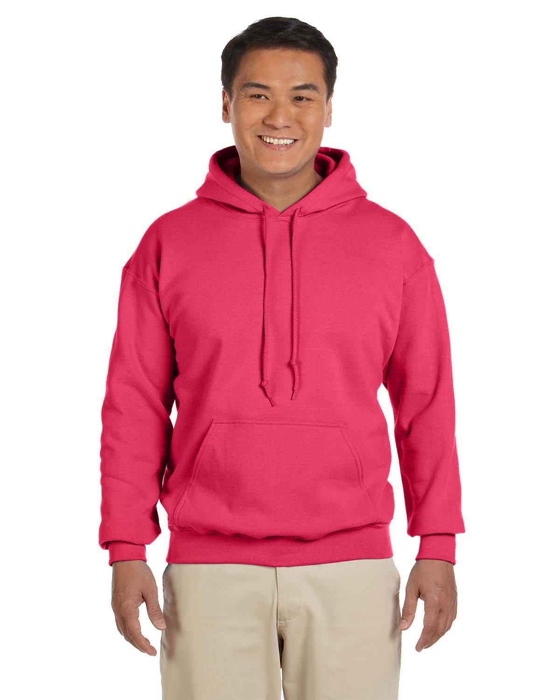 Gildan Adult Heavy Blend™ 50/50 Hooded Sweatshirt PAPRIKA