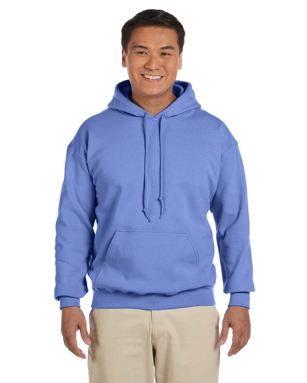 Gildan Adult Heavy Blend™ 50/50 Hooded Sweatshirt VIOLET