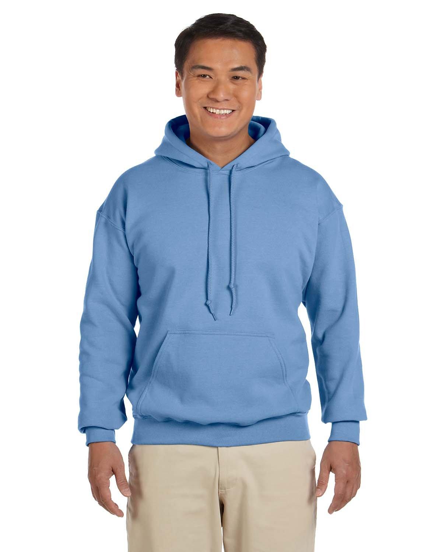 Gildan Adult Heavy Blend™ 50/50 Hooded Sweatshirt CAROLINA BLUE