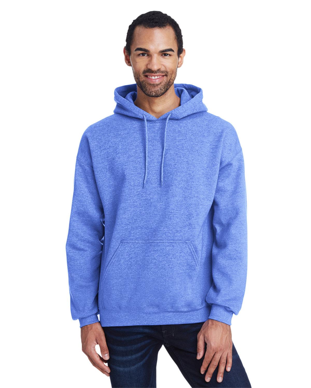 Gildan Adult Heavy Blend™ 50/50 Hooded Sweatshirt HTHR SPORT ROYAL