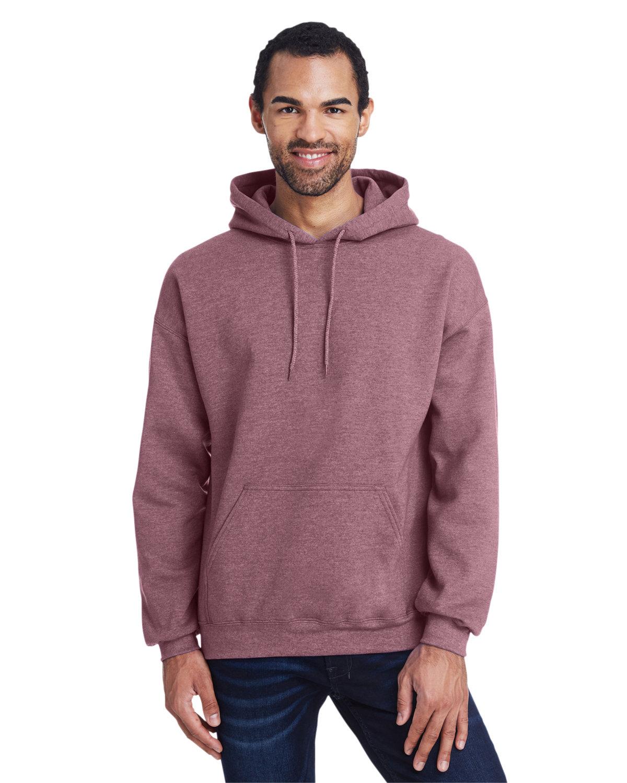 Gildan Adult Heavy Blend™ 50/50 Hooded Sweatshirt HT SP DRK MAROON