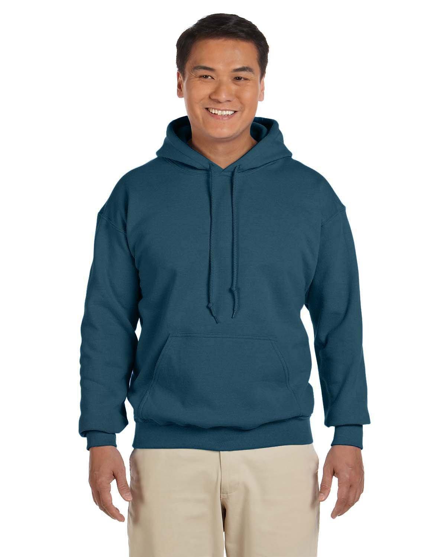 Gildan Adult Heavy Blend™ 50/50 Hooded Sweatshirt LEGION BLUE