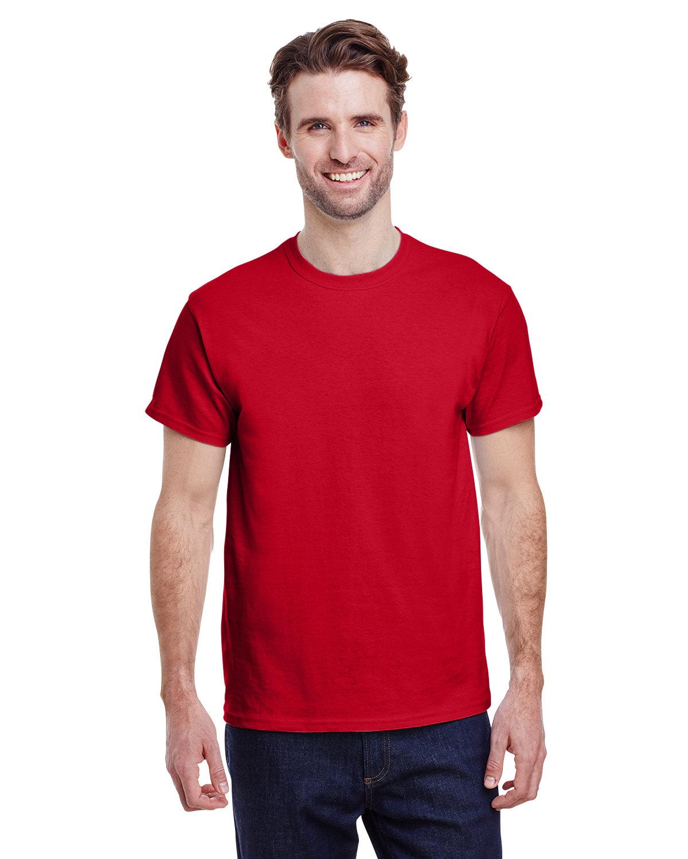 Gildan Adult Ultra Cotton® T-Shirt CHERRY RED