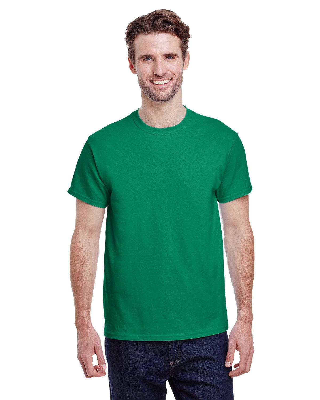 Gildan Adult Ultra Cotton® T-Shirt KELLY GREEN