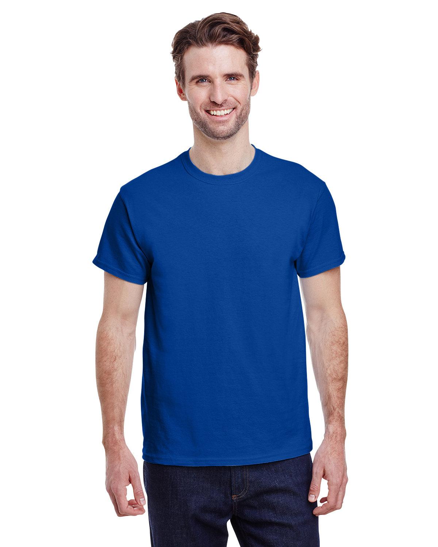 Gildan Adult Ultra Cotton® T-Shirt METRO BLUE
