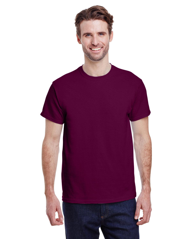 Gildan Adult Ultra Cotton® T-Shirt MAROON