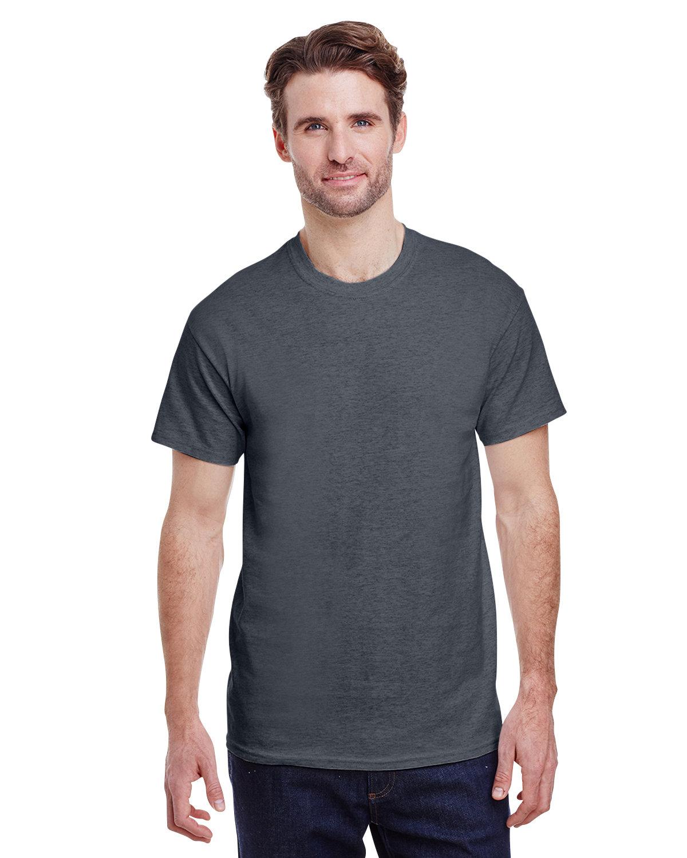 Gildan Adult Ultra Cotton® T-Shirt DARK HEATHER