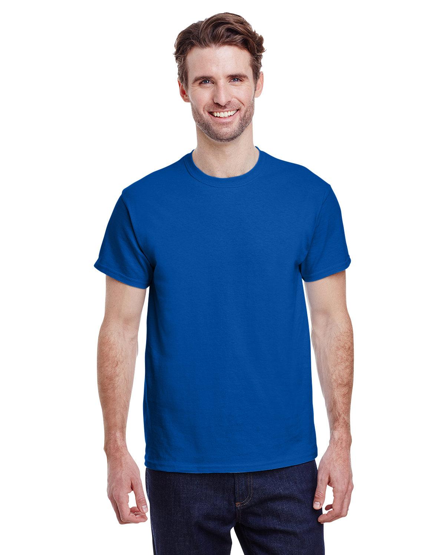Gildan Adult Ultra Cotton® T-Shirt ANTIQUE ROYAL