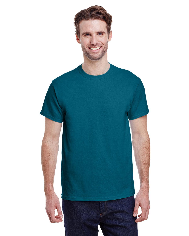 Gildan Adult Ultra Cotton® T-Shirt GALAPAGOS BLUE