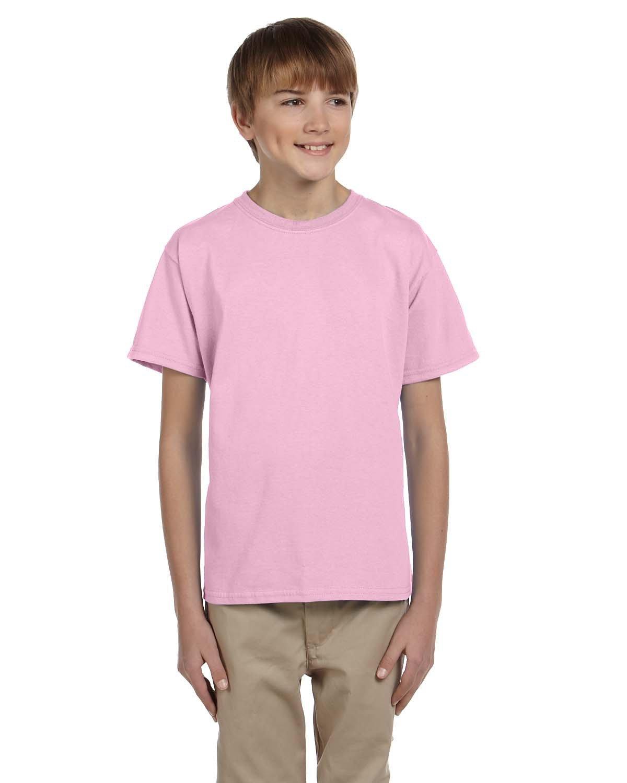 Gildan Youth Ultra Cotton® T-Shirt LIGHT PINK