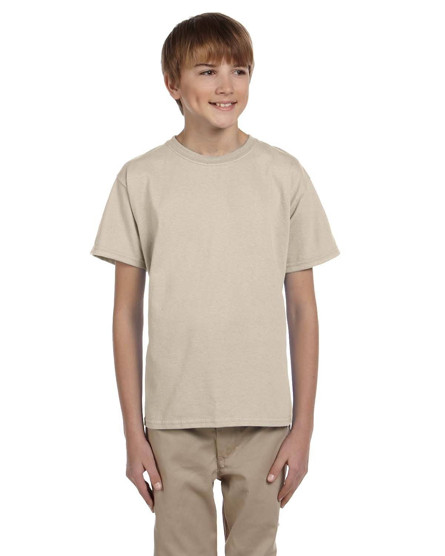 Gildan Youth Ultra Cotton® T-Shirt SAND