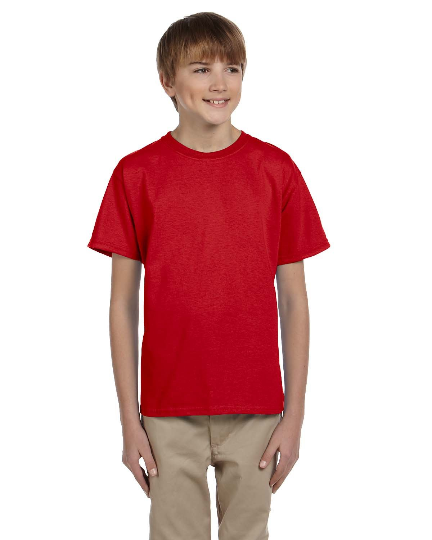 Gildan Youth Ultra Cotton® T-Shirt RED