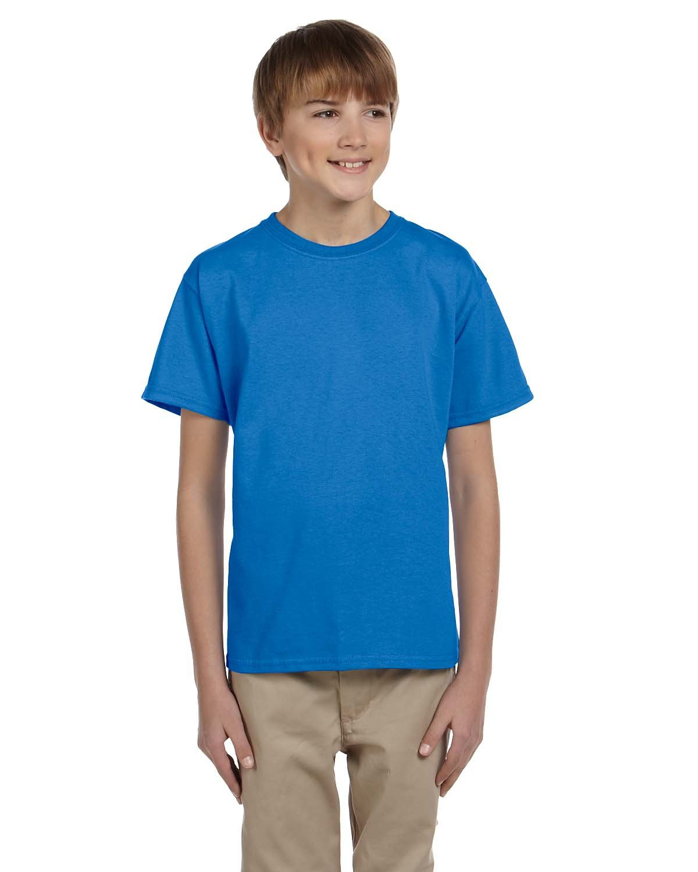 Gildan Youth Ultra Cotton® T-Shirt IRIS