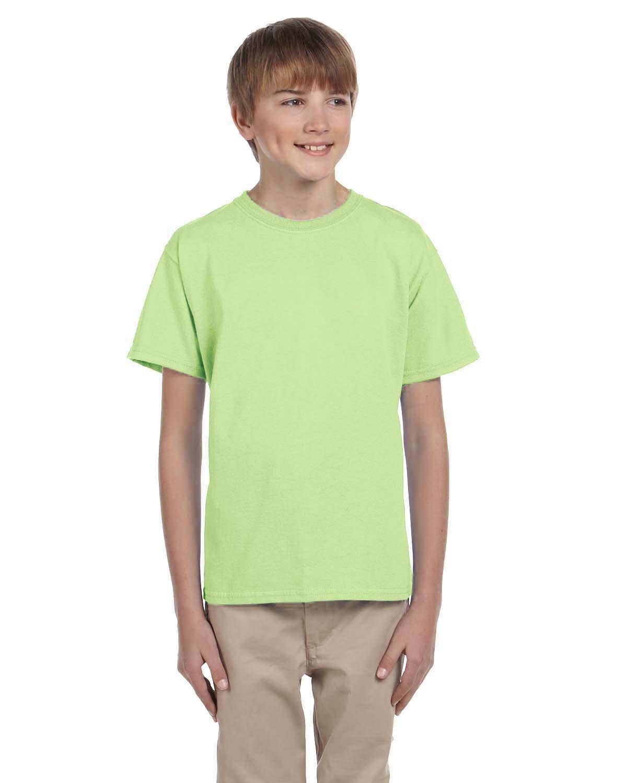 Gildan Youth Ultra Cotton® T-Shirt MINT GREEN