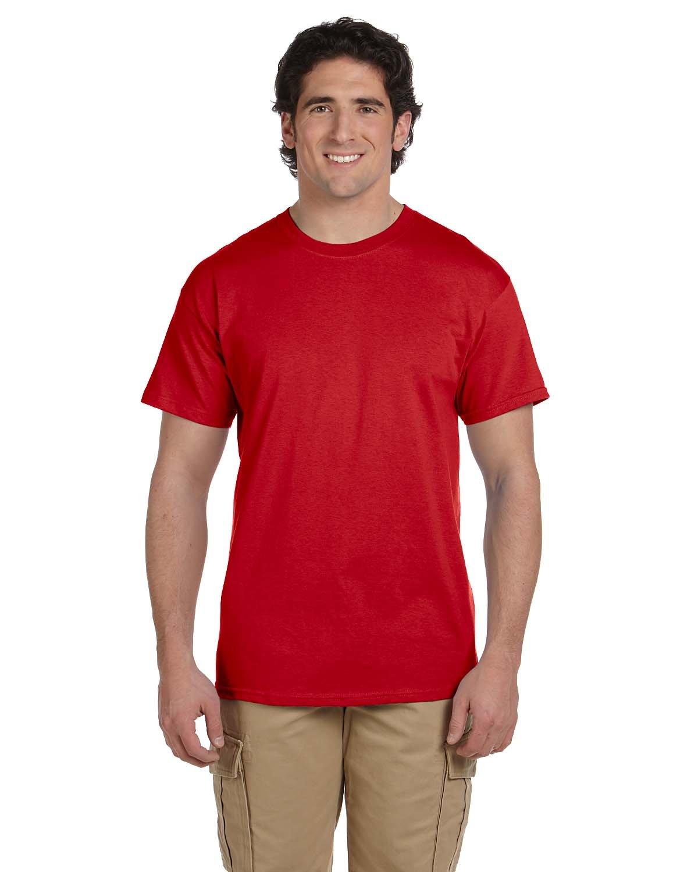 Gildan Adult Ultra Cotton® Tall  T-Shirt RED