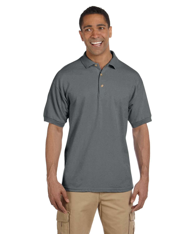 Gildan Adult Ultra Cotton® Adult Piqué Polo CHARCOAL