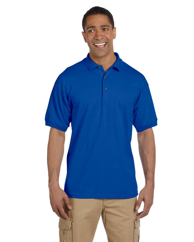 Gildan Adult Ultra Cotton® Adult Piqué Polo ROYAL