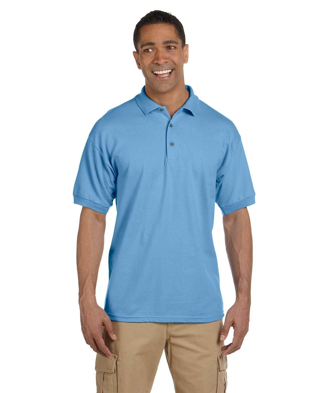 Gildan Adult Ultra Cotton® Adult Piqué Polo CAROLINA BLUE