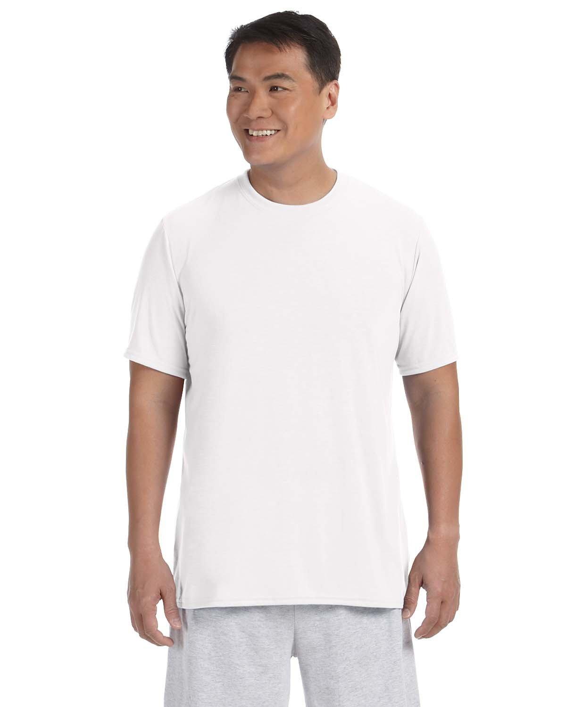 Gildan Adult Performance® Adult T-Shirt WHITE