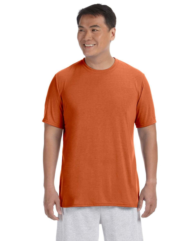 Gildan Adult Performance® Adult T-Shirt T ORANGE