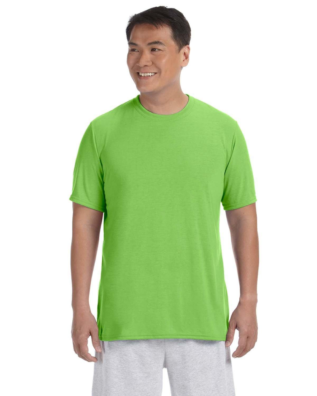 Gildan Adult Performance® Adult T-Shirt LIME