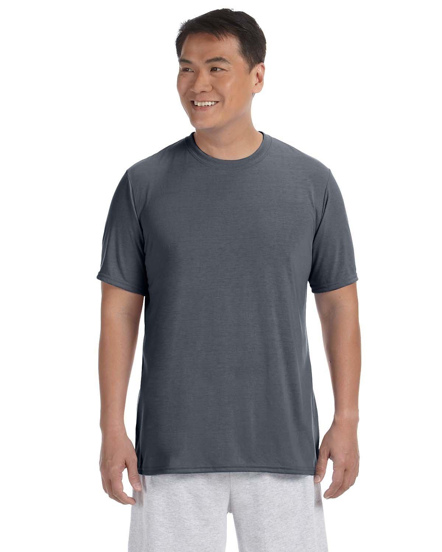 Gildan Adult Performance® Adult T-Shirt CHARCOAL