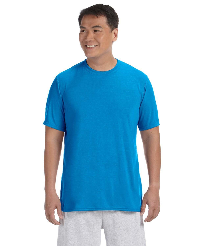 Gildan Adult Performance® Adult T-Shirt SAPPHIRE