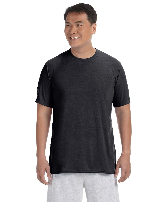 Gildan Adult Performance® Adult T-Shirt BLACK
