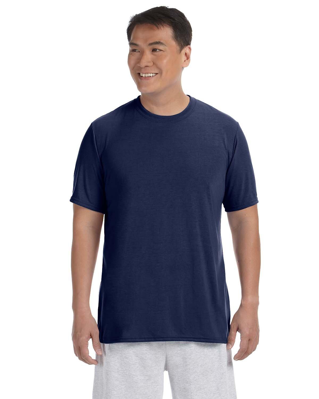 Gildan Adult Performance® Adult T-Shirt NAVY