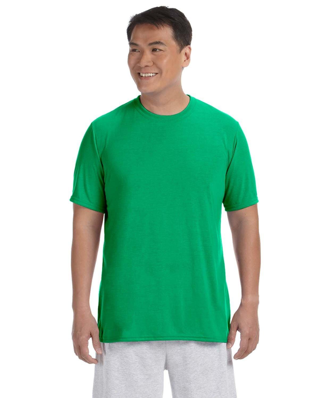Gildan Adult Performance® Adult T-Shirt IRISH GREEN