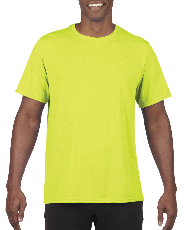 Gildan Adult Performance® Core T-Shirt SAFETY GREEN