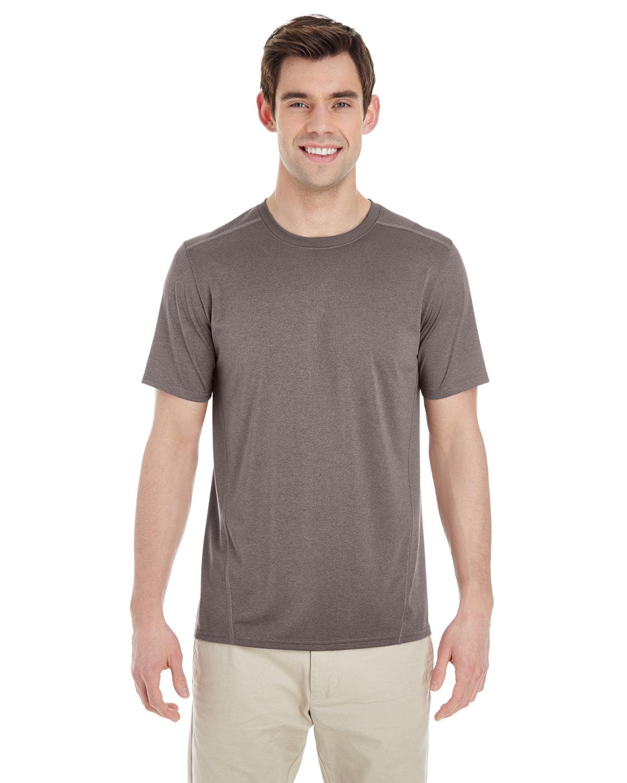 Gildan Adult Performance® Adult Tech T-Shirt MARBLED CHARCOAL