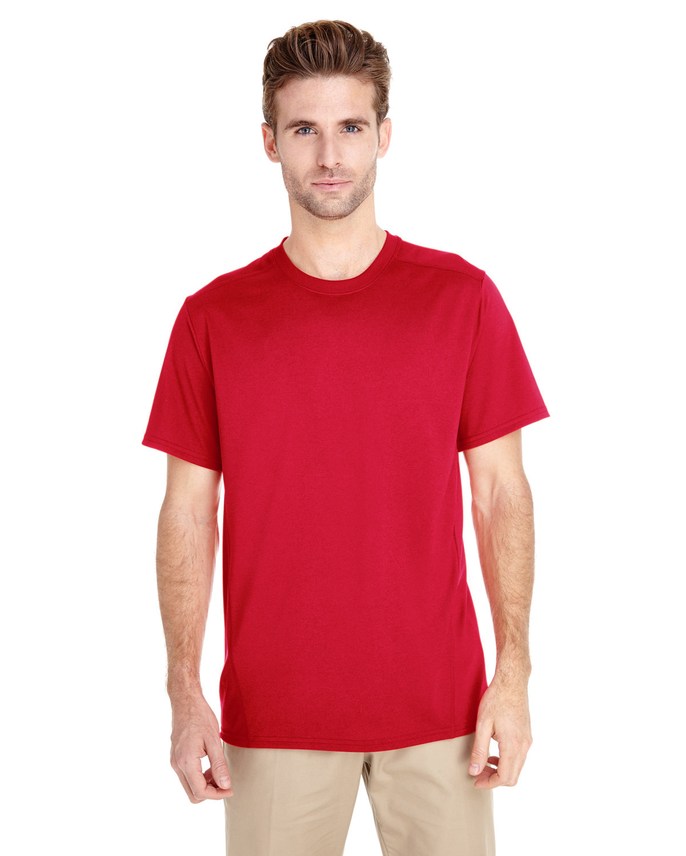 Gildan Adult Performance® Adult Tech T-Shirt RED