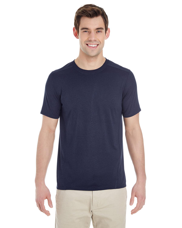 Gildan Adult Performance® Adult Tech T-Shirt MARBLED NAVY