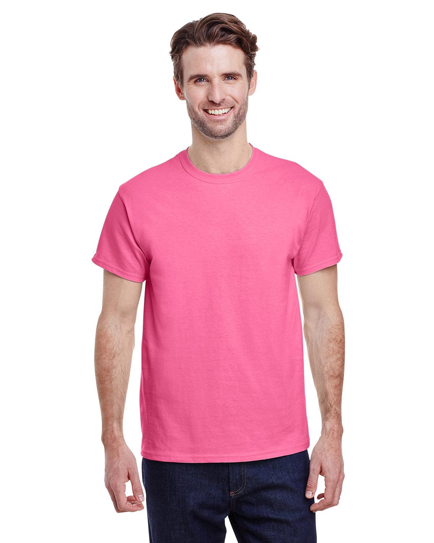 Gildan Adult Heavy Cotton™ 5.3 oz. T-Shirt AZALEA