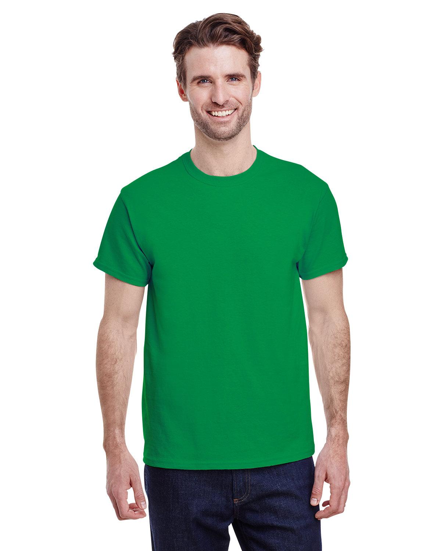 Gildan Adult Heavy Cotton™ 5.3 oz. T-Shirt IRISH GREEN