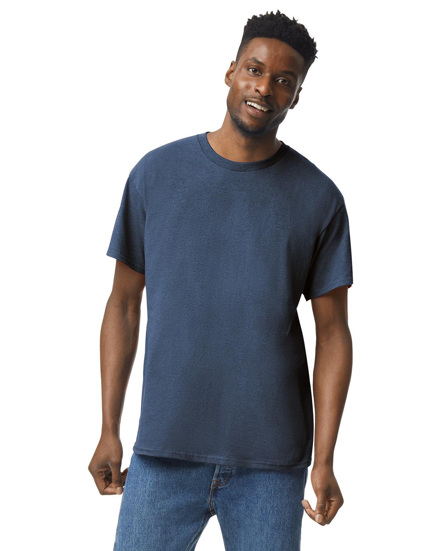 Gildan Adult Heavy Cotton™ 5.3 oz. T-Shirt HEATHER NAVY