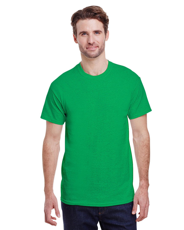 Gildan Adult Heavy Cotton™ 5.3 oz. T-Shirt ANTIQ IRISH GRN