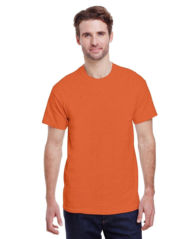 Gildan Adult Heavy Cotton™ 5.3 oz. T-Shirt ANTIQUE ORANGE