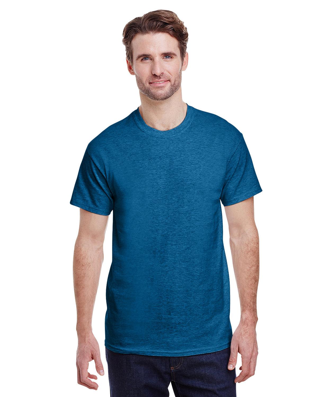 Gildan Adult Heavy Cotton™ 5.3 oz. T-Shirt ANTIQUE SAPPHIRE