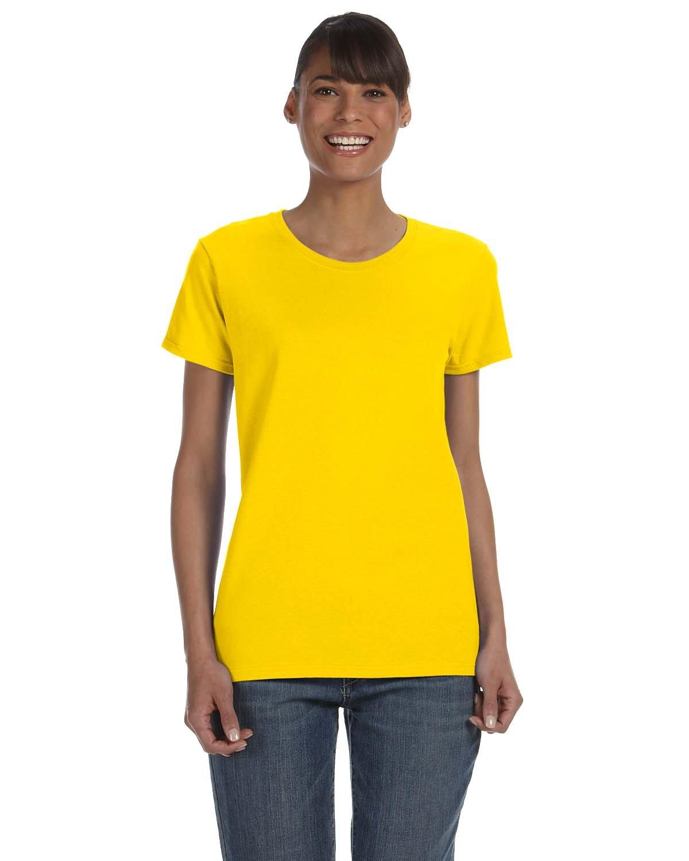 Gildan Ladies' Heavy Cotton™ T-Shirt DAISY