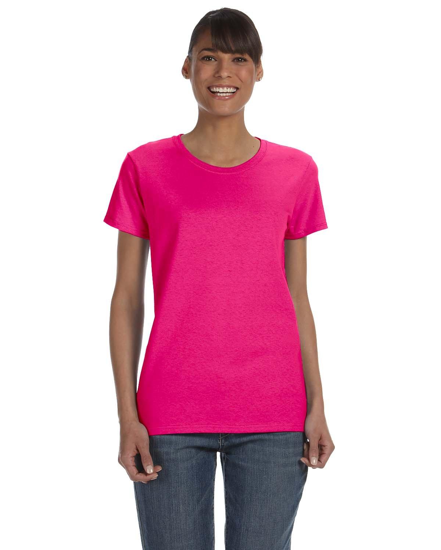 Gildan Ladies' Heavy Cotton™ T-Shirt HELICONIA