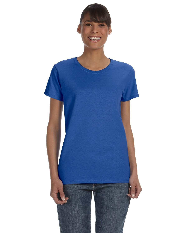 Gildan Ladies' Heavy Cotton™ T-Shirt ROYAL