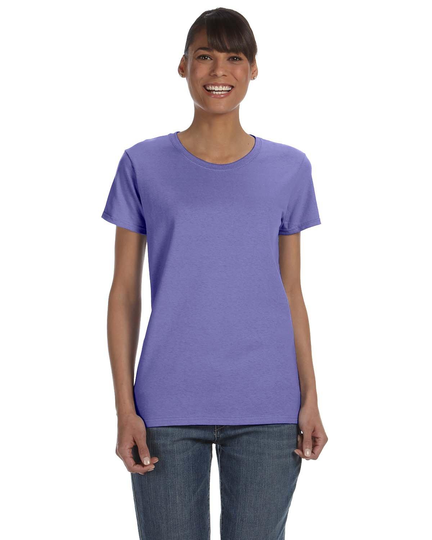Gildan Ladies' Heavy Cotton™ T-Shirt VIOLET